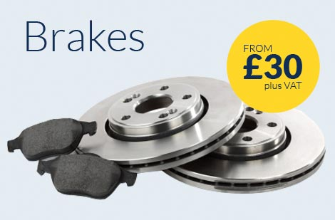 Brake Repairs in Failsworth