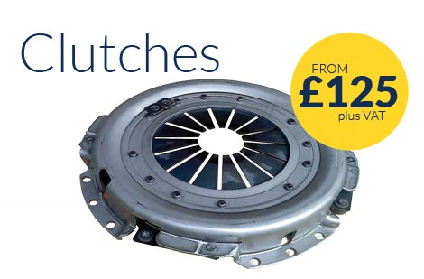 Clutch Repairs in Chorlton